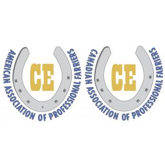 Click on CE Logos for Webinars and Presentations